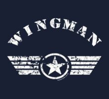 Wingman Kids Tee
