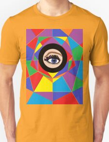 From Inside a Kaleidoscope, Looking Out Unisex T-Shirt
