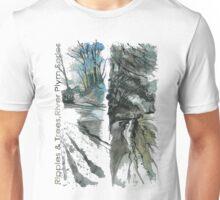 Ripples & Trees 2a Unisex T-Shirt