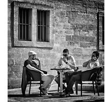 The Boys of France Photographic Print