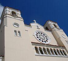 Catedral de Caguas by Elias Santiago