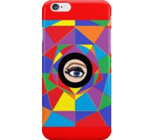 From Inside a Kaleidoscope, Looking Out iPhone Case/Skin