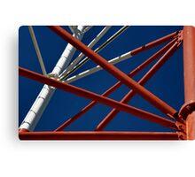 Pythagoras' pipes Canvas Print