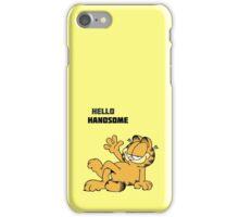 Hello Handsome iPhone Case/Skin