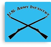 U.S. Army Infantry Canvas Print