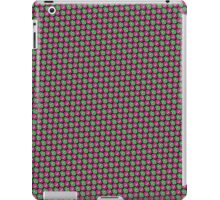 Tessellating Squid - Pink and Green iPad Case/Skin