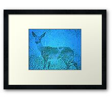Denizens Of The Forest Framed Print