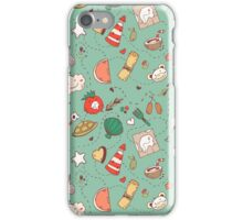 Adventure pattern iPhone Case/Skin