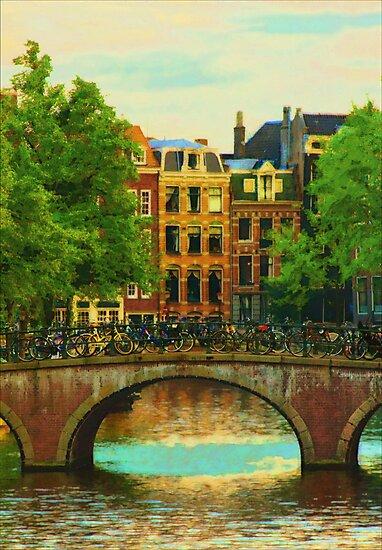 Amsterdam by J O'Neal