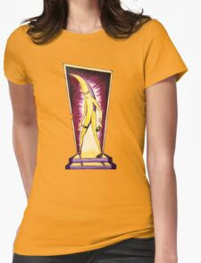 Banana: Reckoning Womens Fitted T-Shirt
