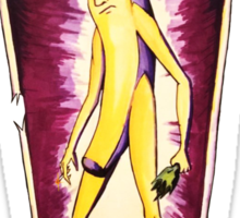 Banana: Reckoning Sticker