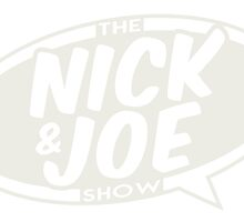 """The Nick & Joe Show"" logo by averagejoeart"