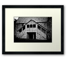 Either Way Framed Print