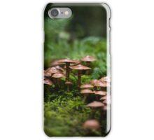 Mushroom World iPhone Case/Skin
