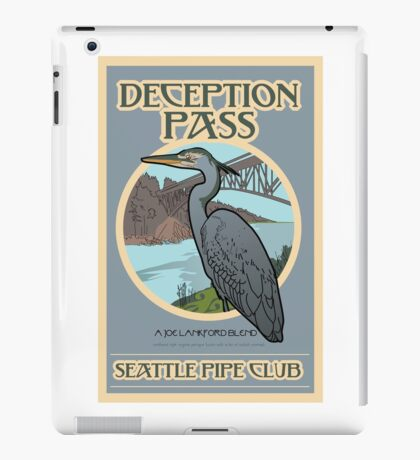 Deception Pass  iPad Case/Skin