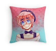 Oliver Kirkland Throw Pillow