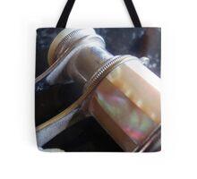 Pearl Opera Glasses - detail Tote Bag