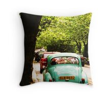 West End Mini Throw Pillow