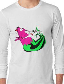Bacon Rider Long Sleeve T-Shirt