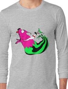 Bacon Rider Long Sleeve T-Shirt
