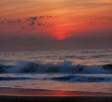 Atlantic Sunrise by Barbara  Brown