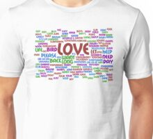 All you need is.... Unisex T-Shirt
