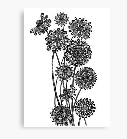 Gerber Daisies  Canvas Print