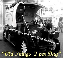"""Old Things – 2 per Day"" Feature Banner by Chloe ."