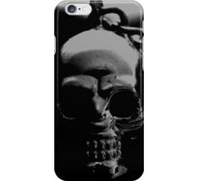 Skull horror iPhone Case/Skin