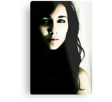 Seductive look Metal Print