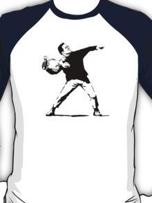 Shoe Thrower T-Shirt