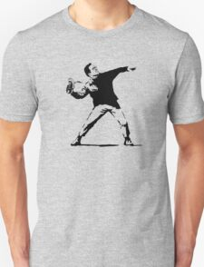 Shoe Thrower Unisex T-Shirt