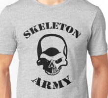 Skeleton Army Unisex T-Shirt