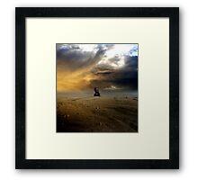 Desolate Hope Framed Print