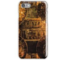 Esna capitals iPhone Case/Skin