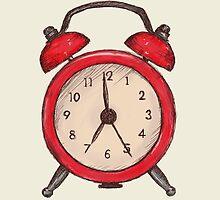 Alarm Clock by Fauzima Fazilat Rafiq