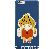 Droidarmy: Thunderdroid Cheetara  iPhone Case/Skin