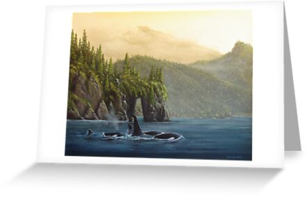 Alaskan Cruise by Rich Summers