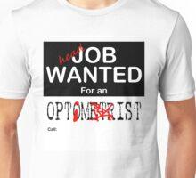 Job Wanted Unisex T-Shirt