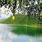 ZLATAR LAKE IN SERBIA  by Rada