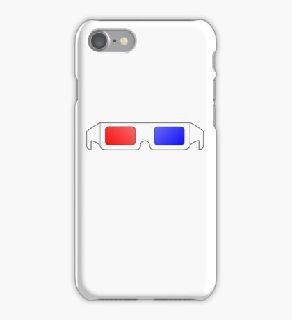 3D for Doctor iPhone Case/Skin