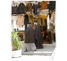 Fur Coats And Priests Poster