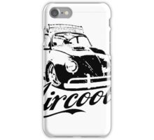 VW Aircooled Beetle iPhone Case/Skin