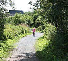 Cycle Path by zahnartz