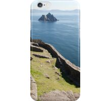 Skellig Islands Rep. Ireland. iPhone Case/Skin