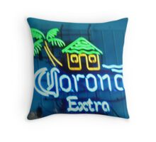 A Nice Cool Drink! Throw Pillow