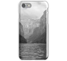 Sumidero canyon in Mexico iPhone Case/Skin