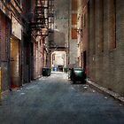 Kansas City Alley by Delany Dean