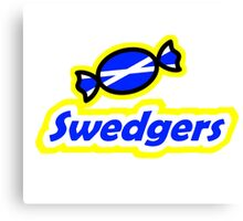 SWEDGERS Canvas Print