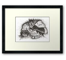 Dark Knight Returns Framed Print